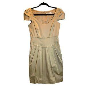 Purification Garcia Cap sleeve dress